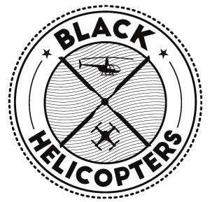 Logo Black Helicopter
